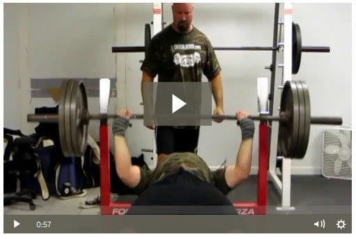 Watch Critical Bench Program 2.0 Video