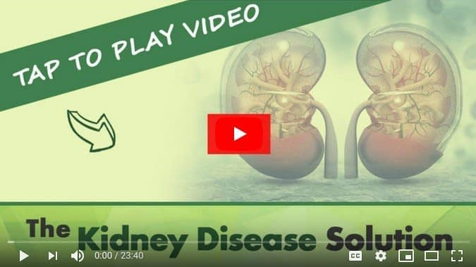 Watch The Kidney Disease Solution Video Now
