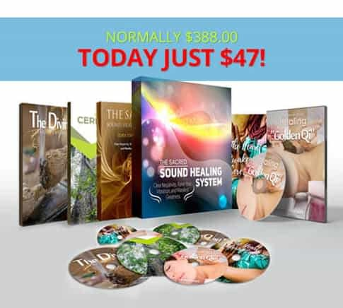 Download Sacred Sound Healing System PDF Audio Here