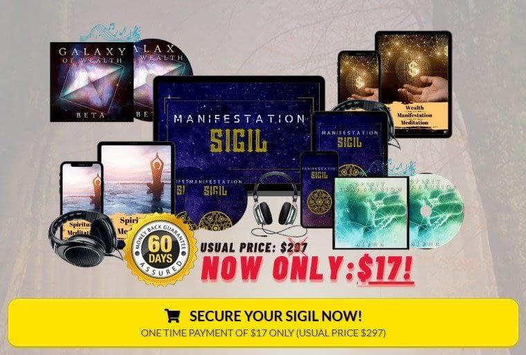 Download Manifestation Sigil With Huge Discount
