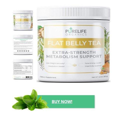Buy Purelife Organics Flat Belly Tea With Discount