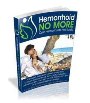 Read Hemorrhoid No More Review Now