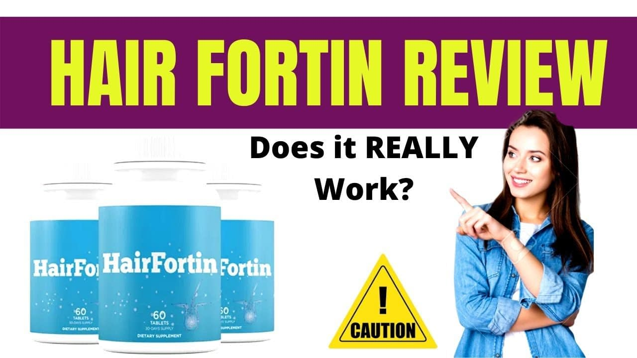 Read Honest HairFortin Reviews Here