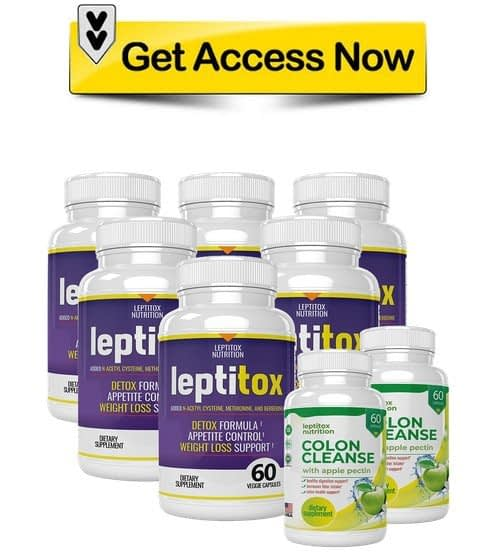 Get Leptitox Cheapest Price