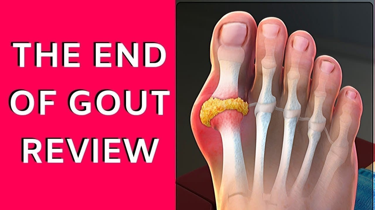 End of Gout Reviews