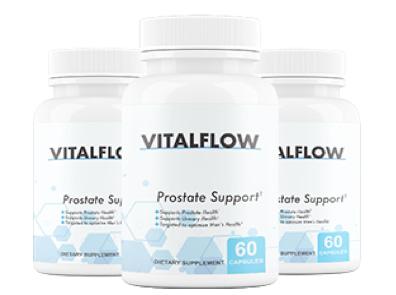 Read VitalFlow Prostate Supplement Reviews