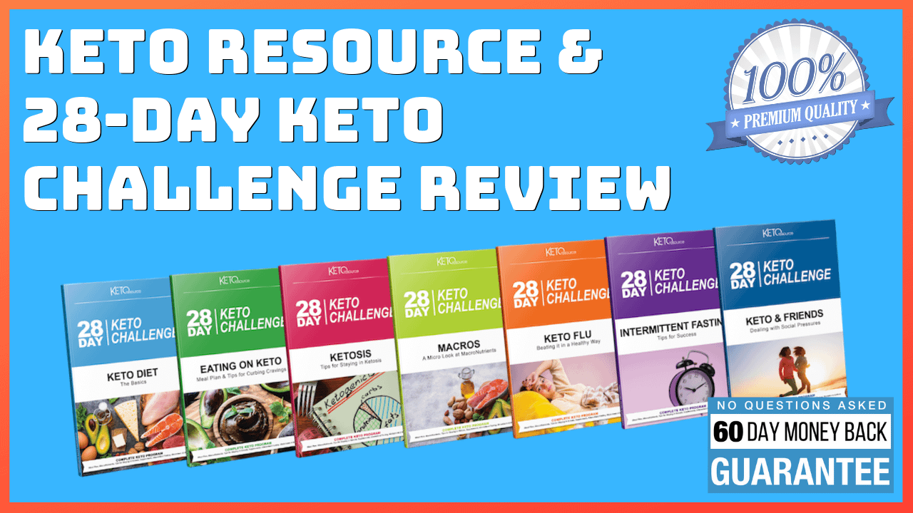 28-Day Keto Challenge Review