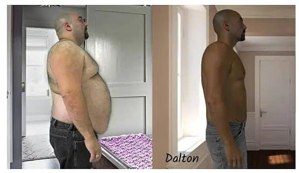 Okinawa Flat Belly Tonic Before and After