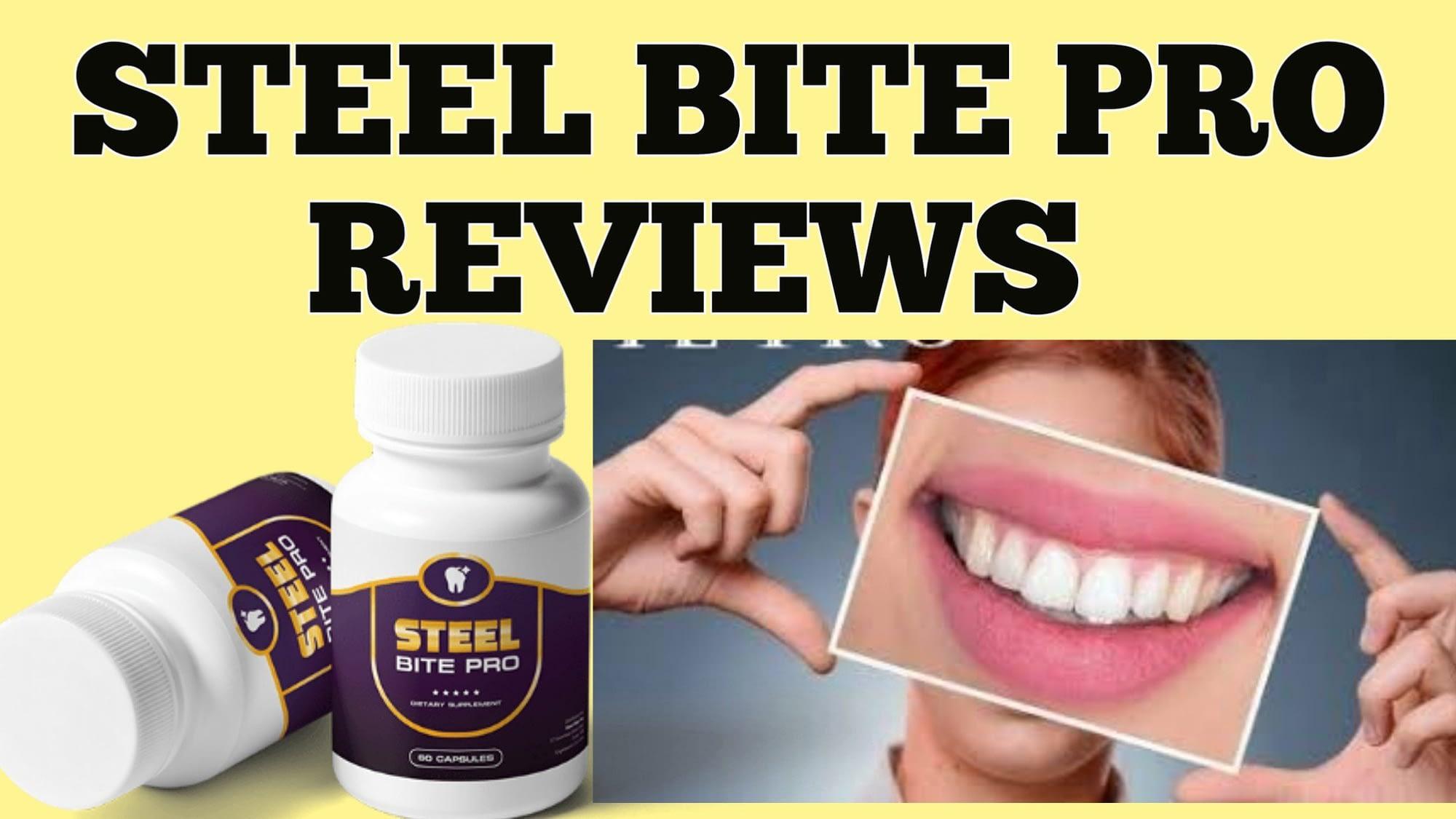 Read Honest Customer Steel Bite Pro Reviews