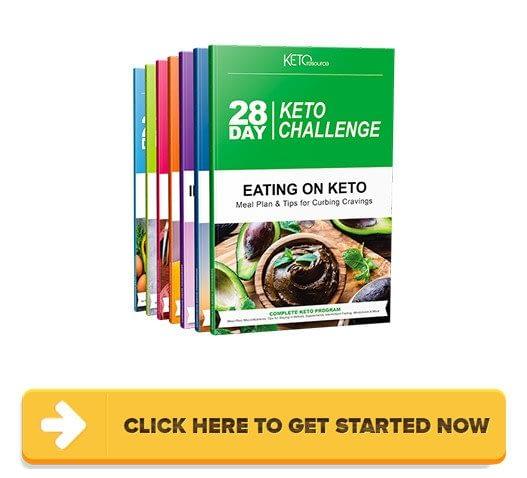 28-Day Keto Challenge Download PDF