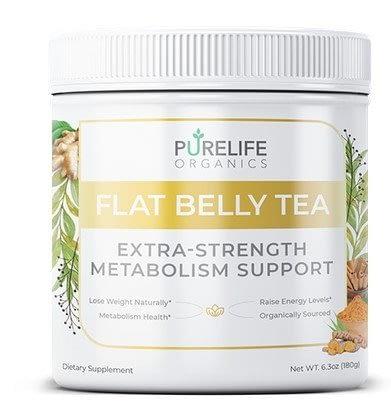 Read Honest Purelife Organics Flat Belly Tea Review Here