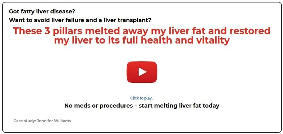 Watch The Non Alcoholic Fatty Liver Disease Solution Video Here