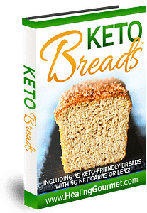 Read Honest Review of Keto Breads Book Here