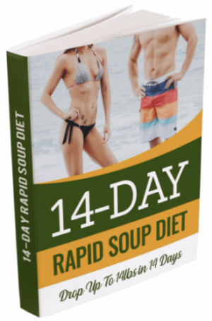 Read 14-Day Rapid Soup Diet Reviews Here